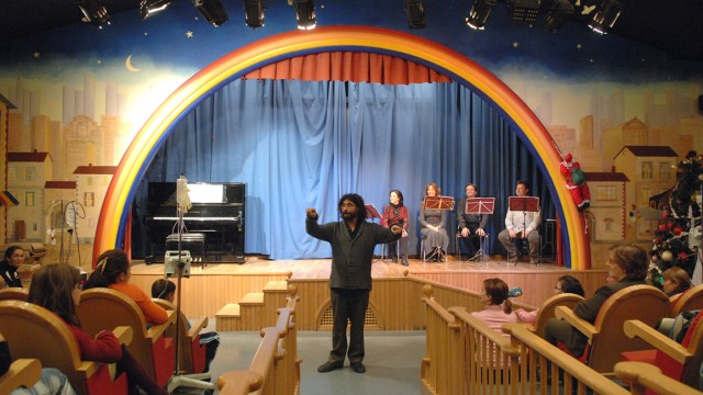 MUSICA PARA TOD@S! Hospital Niño Jesús - OCNE