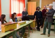 JOHN ADAMS en IES Joan Miró - Adoptar un Músico - OCNE