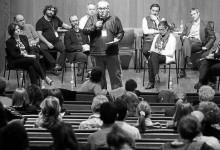 El Compromiso Social de las Orquestas - JORNADAS INCLUSIÓN ARTES ESCÉNICAS - Pamplona  2015