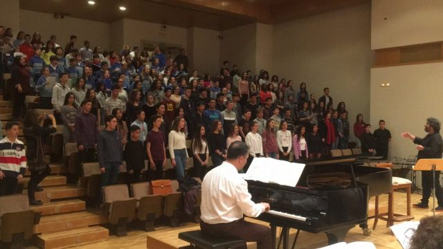 Big Bang Haydn - Adoptar un Músico - OCNE 2017