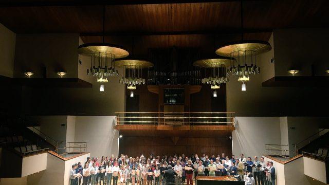 C@NTAMOS CONTIGO - Coro Nacional de España 2018