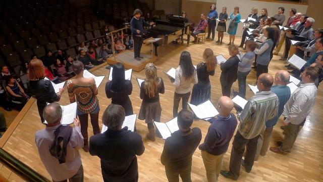 C@NTAMOS CONTIGO - Coro Nacional de España