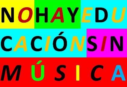 No hay educación sin música - ROCE 2105