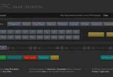 The Epic Online Orchestra - web